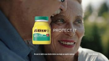 Bayer Low Dose Aspirin TV Spot, \'Your Heart Isn\'t Just Yours: Husband and Wife\'