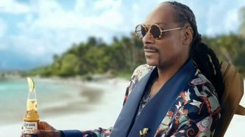 Corona Extra TV Spot, 'Take Time to Make Time' Featuring Snoop Dogg - Thumbnail 1