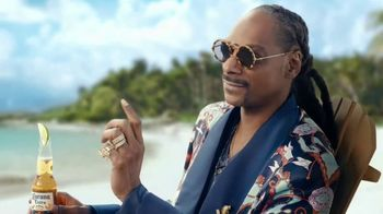Corona Extra TV Spot, 'Take Time to Make Time' Featuring Snoop Dogg - Thumbnail 6