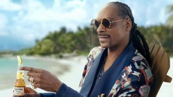 Corona Extra TV Spot, 'Take Time to Make Time' Featuring Snoop Dogg
