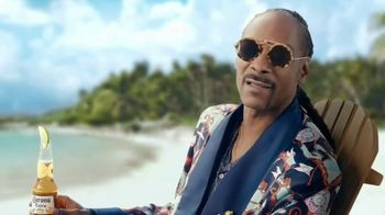Corona Extra TV Spot, 'Take Time to Make Time' Featuring Snoop Dogg - Thumbnail 9