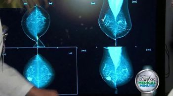 Cleveland Clinic TV Spot, 'Medical Minute: Breast Cancer Awareness' - Thumbnail 2