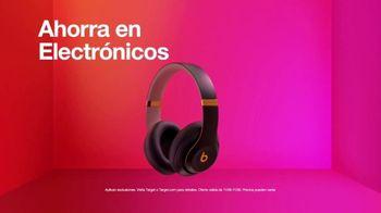 Target Black Friday Ya TV Spot, 'Ahorra en televisores y electrónicos' [Spanish] - Thumbnail 4