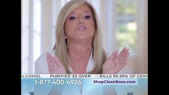 CleanBoss TV Spot, 'Germs' - Thumbnail 9