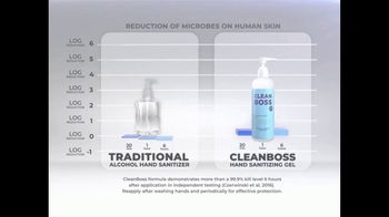 CleanBoss TV Spot, 'Germs' - Thumbnail 2
