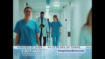 CleanBoss TV Spot, 'Germs' - Thumbnail 4