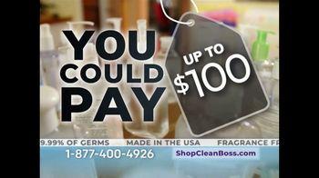 CleanBoss TV Spot, 'Germs' - Thumbnail 7