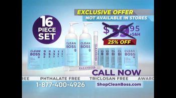 CleanBoss TV Spot, 'Germs' - Thumbnail 8