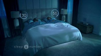 Sleep Number Veterans Day Sale TV Spot, 'Weekend Special: Save $1,000' - Thumbnail 2