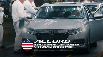 2020 Honda Accord TV Spot, 'Which Is Better?: Accord' [T2] - Thumbnail 5