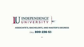 Independence University TV Spot, 'You're Not Alone' - Thumbnail 9