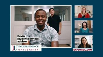 Independence University TV Spot, 'Zoom'