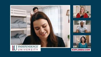 Independence University TV Spot, 'You're Not Alone' - Thumbnail 7