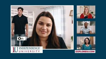Independence University TV Spot, 'You're Not Alone' - Thumbnail 8