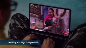 Spectrum TV Spot, 'Food Network: Holiday Baking' - Thumbnail 2