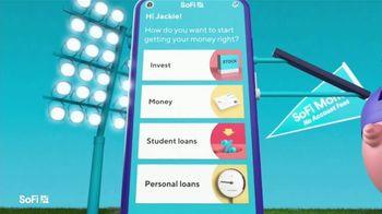 SoFi TV Spot, 'Invest Football: Claw Offer' - Thumbnail 1