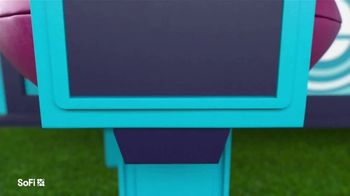 SoFi TV Spot, 'Invest Football: Claw Offer' - Thumbnail 2