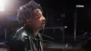 Chime TV Spot, 'Bank Account Campaign' Featuring 21 Savage - Thumbnail 2