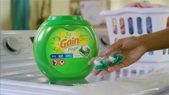 Gain Flings TV Spot, 'Key to Fresh Laundry' - Thumbnail 3