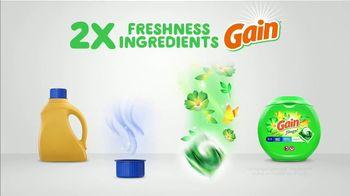 Gain Flings TV Spot, 'Key to Fresh Laundry' - Thumbnail 5