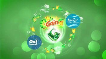 Gain Flings TV Spot, 'Key to Fresh Laundry' - Thumbnail 6