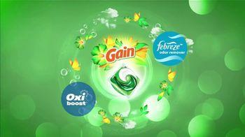 Gain Flings TV Spot, 'Key to Fresh Laundry' - Thumbnail 7