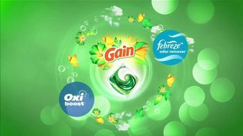 Gain Flings TV Spot, 'Key to Fresh Laundry' - Thumbnail 8