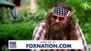 FOX Nation TV Spot, 'Celebrate America: Tribute to American Patriots' - 117 commercial airings