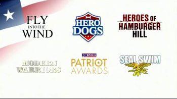 FOX Nation TV Spot, 'Celebrate America: Tribute to American Patriots' - Thumbnail 9