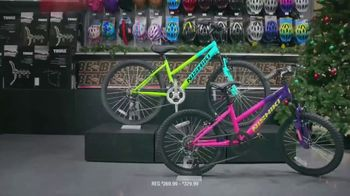 Dick's Sporting Goods TV Spot, 'Holidays: Bikes, Shoes and Golf Balls' - Thumbnail 2