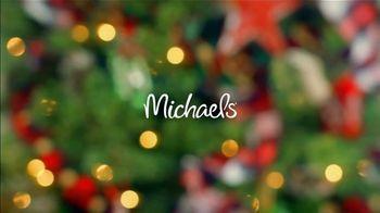 Michaels TV Spot, 'Holidays: 60% Off Trees' - Thumbnail 2