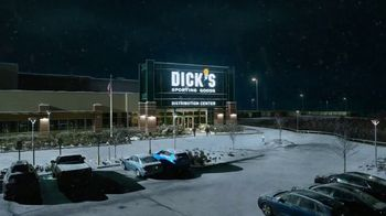 Dick's Sporting Goods TV Spot, 'Holidays: Night at the Distribution Center' Song by Chuck Berry - Thumbnail 1