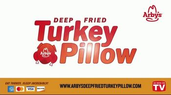 Arby's Deep Fried Turkey Pillow TV Spot, 'Comfortable' - Thumbnail 8