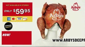 Arby's Deep Fried Turkey Pillow TV Spot, 'Comfortable' - Thumbnail 3