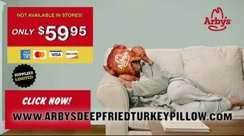 Arby's Deep Fried Turkey Pillow TV Spot, 'Comfortable' - Thumbnail 7