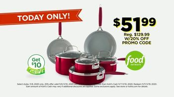 Kohl's Black Friday Deals TV Spot, 'November 8: Cookware, Kitchen Playset and Athletic Shoes' - Thumbnail 4