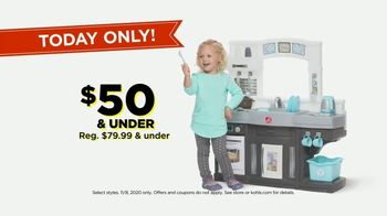 Kohl's Black Friday Deals TV Spot, 'November 8: Cookware, Kitchen Playset and Athletic Shoes' - Thumbnail 5