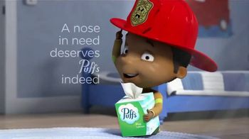Puffs Plus Lotion TV Spot, 'Fire Department: 50% More' - Thumbnail 10