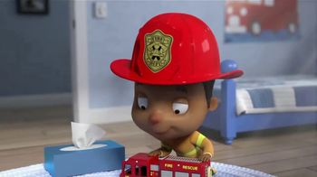 Puffs Plus Lotion TV Spot, 'Fire Department: 50% More' - Thumbnail 2
