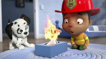 Puffs Plus Lotion TV Spot, 'Fire Department: 50% More' - Thumbnail 4