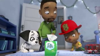 Puffs Plus Lotion TV Spot, 'Fire Department: 50% More' - Thumbnail 6