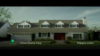 Hippo Home Insurance TV Spot, 'Cobertura ampliada' [Spanish]