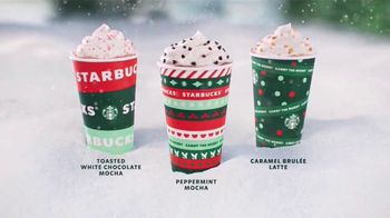 Starbucks TV Spot, 'The More the Merrier' - Thumbnail 8