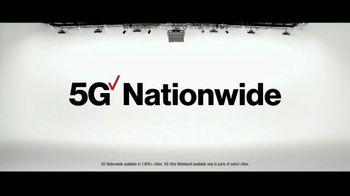 Verizon TV Spot, '5G Just Got Real: iPhone 12 Pro Max & iPhone 12 mini' - Thumbnail 6
