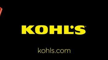 Kohl's Black Friday Deals TV Spot, 'November 7: Bedding, Flannel Tops and Adidas Fleece' - Thumbnail 1