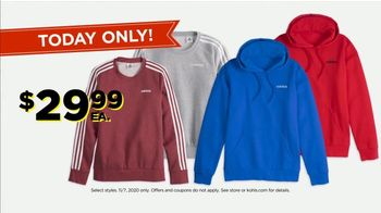 Kohl's Black Friday Deals TV Spot, 'November 7: Bedding, Flannel Tops and Adidas Fleece' - Thumbnail 8