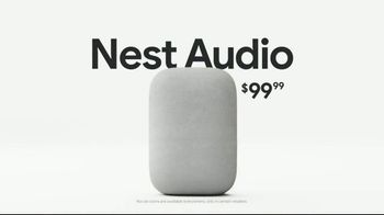 Google Nest Audio TV Spot, 'Whole Home Funkifier: Kitchen' - Thumbnail 7