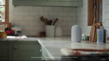 Google Nest Audio TV Spot, 'Whole Home Funkifier: Kitchen' - Thumbnail 1