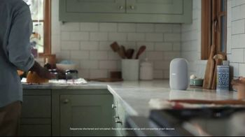 Google Nest Audio TV Spot, 'Whole Home Funkifier: Kitchen' - Thumbnail 3