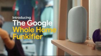 Google Nest Audio TV Spot, 'Whole Home Funkifier: Kitchen'